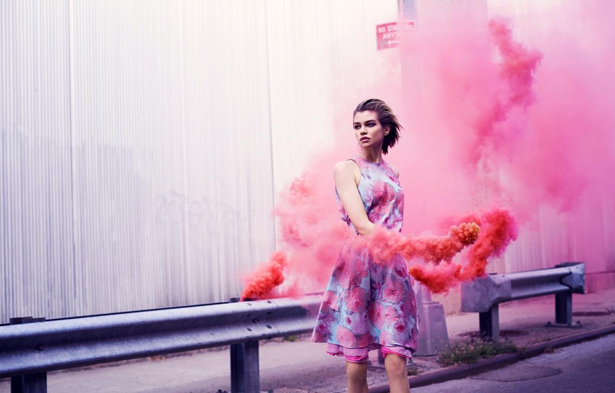 fotografía de humo